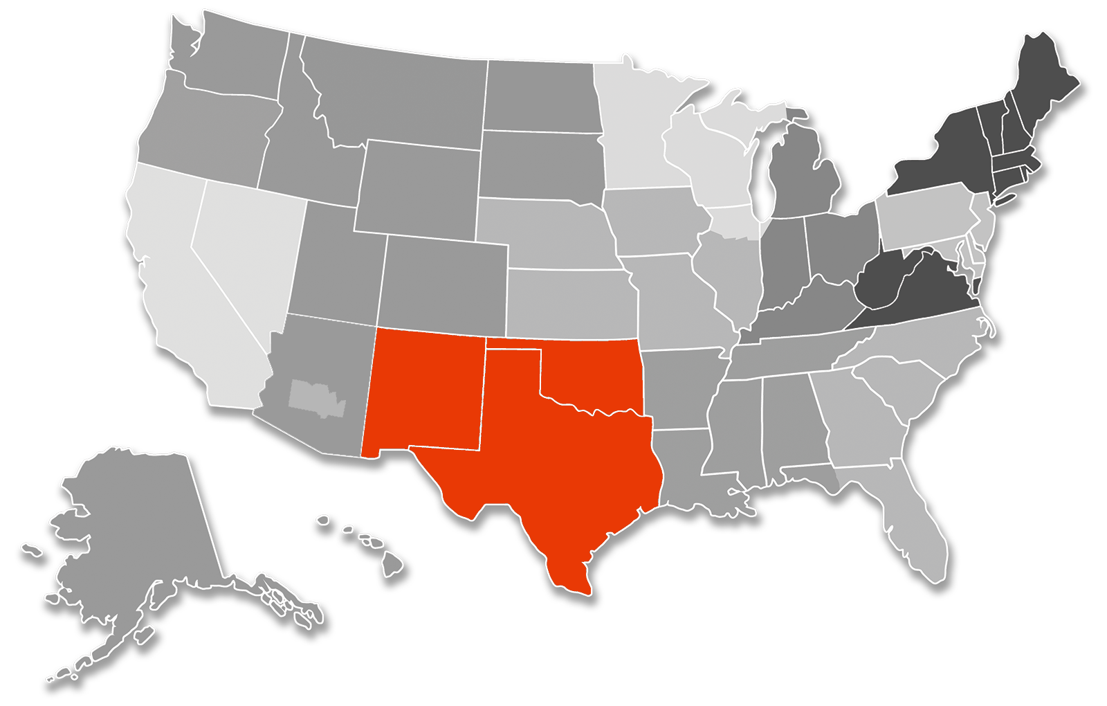 Mid South Territory