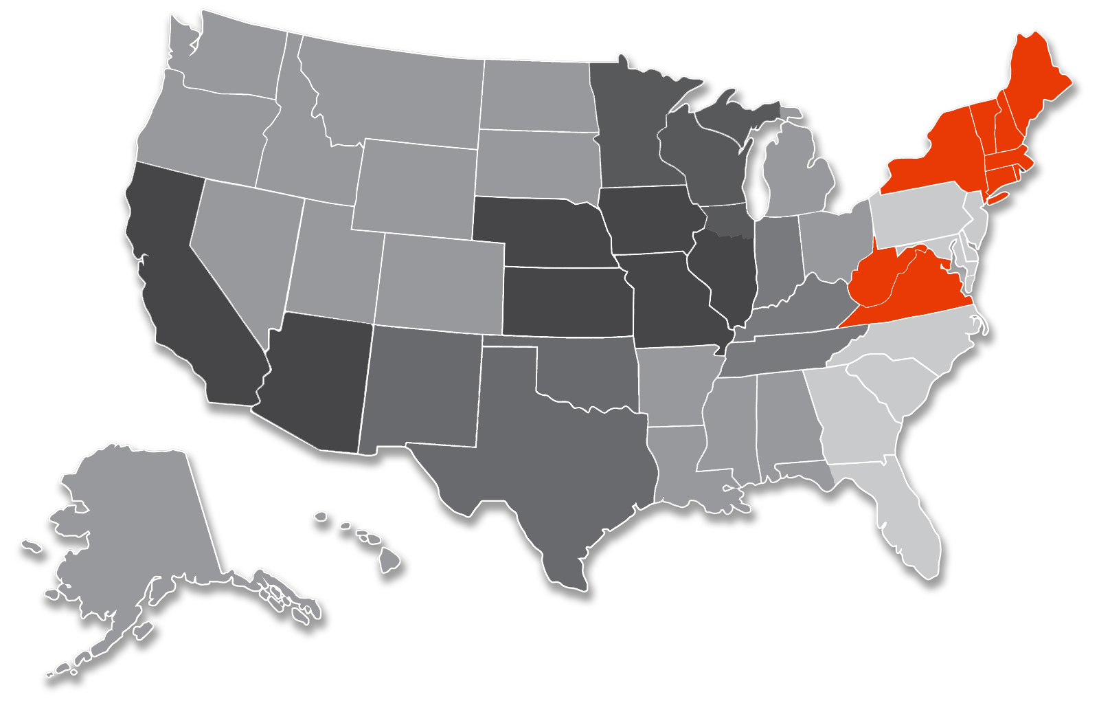 T1 - East/Northeast Territory