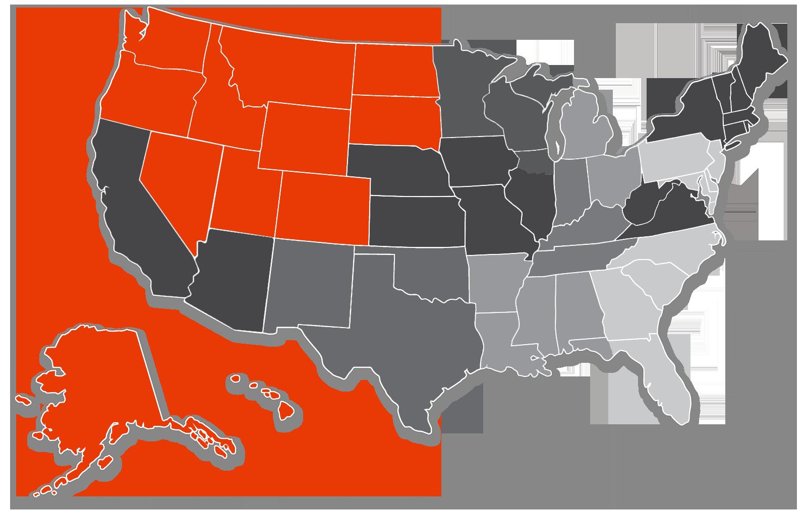 T2 - Northwest/Mountain States Territory